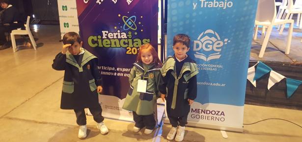 Feria de Ciencias departamental en La Nave Cultural