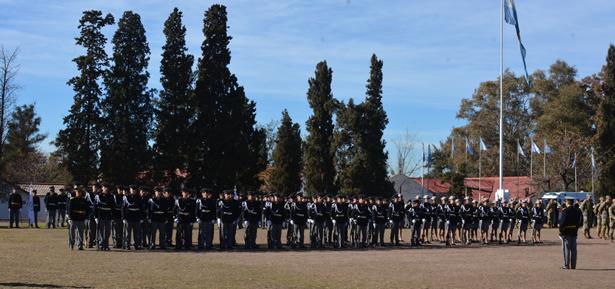 Ceremonia de jura y promesa a la Bandera Nacional