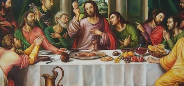 Celebración del Jueves Santo