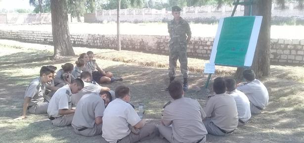 Semana de instrucción militar